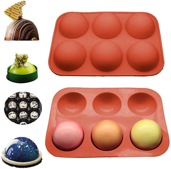 Silicone Mold For Chocolate